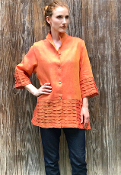 NORU Blouse (orange)